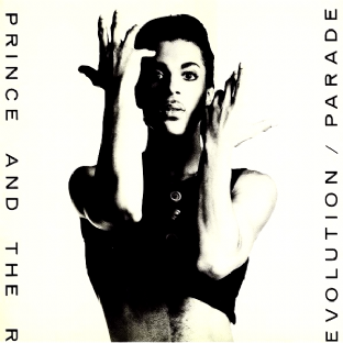 Prince And The Revolution - Parade (LP) (VG-/VG)